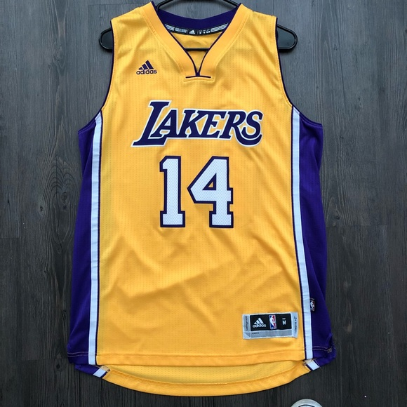 competitive price 810d0 5604d WORN ONCE BRANDON INGRAM LAKERS JERSEY SIZE MEDIUM